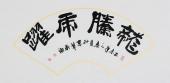 【询价】实力书法家吴浩书法作品《龙腾虎跃》